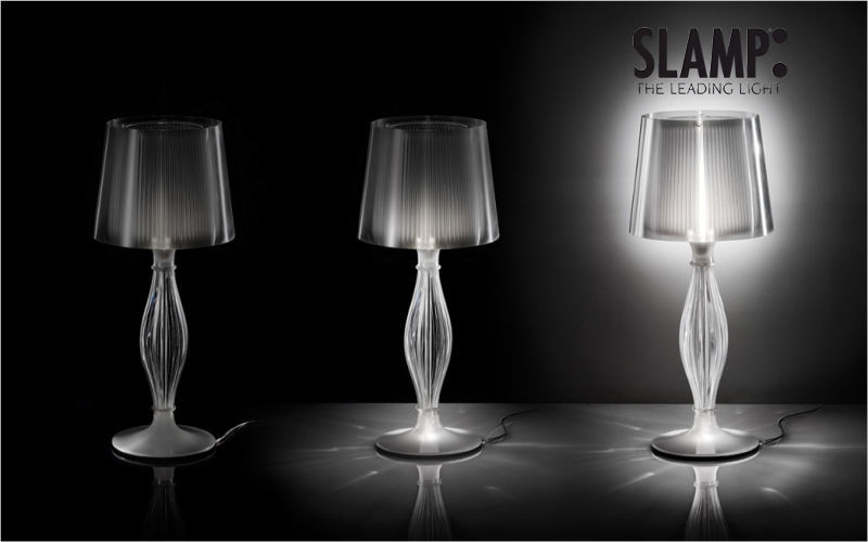 Slamp Tischlampen Lampen & Leuchten Innenbeleuchtung   