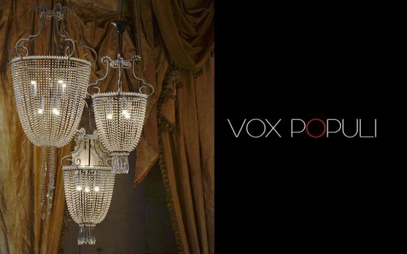 Vox Populi Deckenlampe Hängelampe Kronleuchter und Hängelampen Innenbeleuchtung    Klassisch