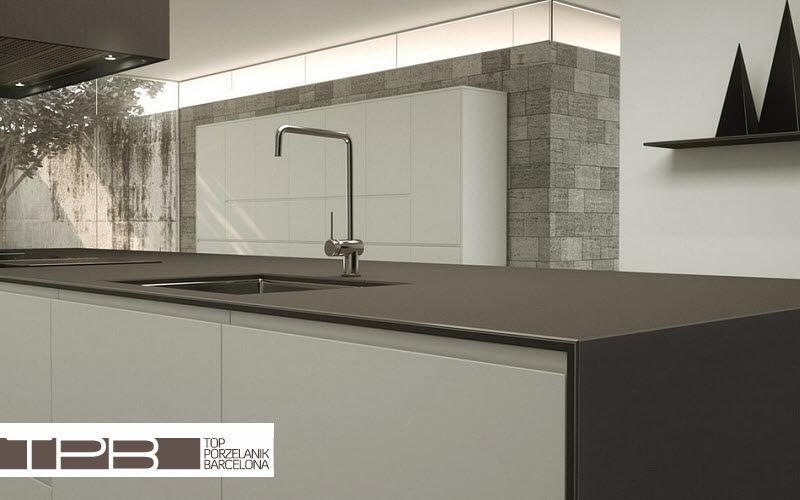 TPB TOP PORZELANK BARCELONA Arbeitsplatte Küchenmöbel Küchenausstattung  |