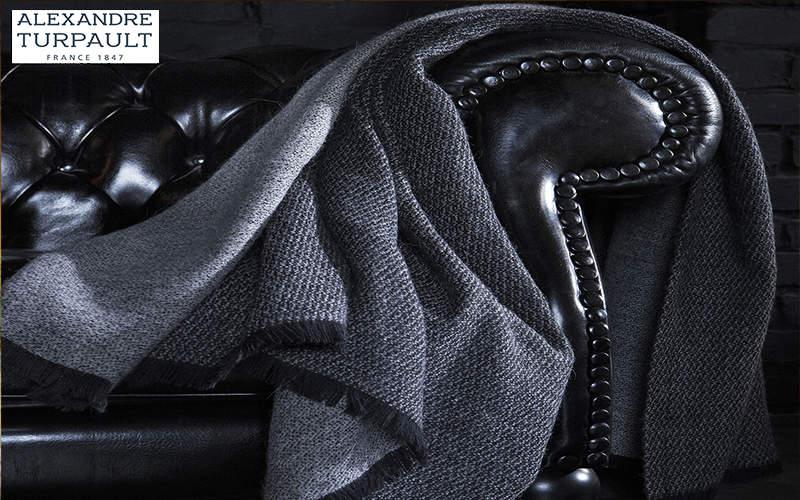 Alexandre Turpault Sofaüberwurf Bettdecken und Plaids Haushaltswäsche  |