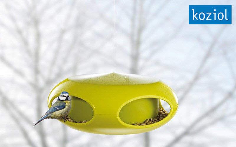 Koziol Vogelfutterkrippe Gartenschmuck Außen Diverses  |