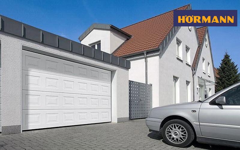 Hormann France Geteiltes Garagentor Garagentor Fenster & Türen   