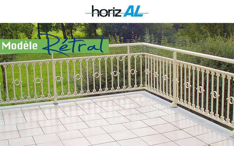 Horizal Geländer Verschiedene Geräte Ausstattung  |