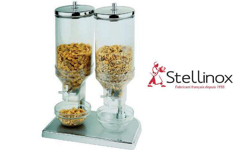 Stellinox Getreideflockenspender Dosieren Messen Küchenaccessoires  |