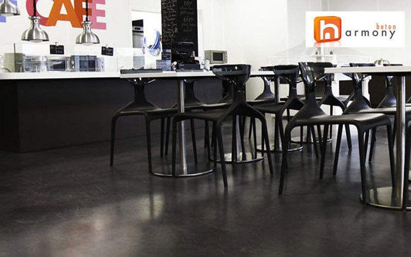 HARMONY BETON Dekorativ Beton Boden (Polierter Beton) Dekorativer Beton Böden  |