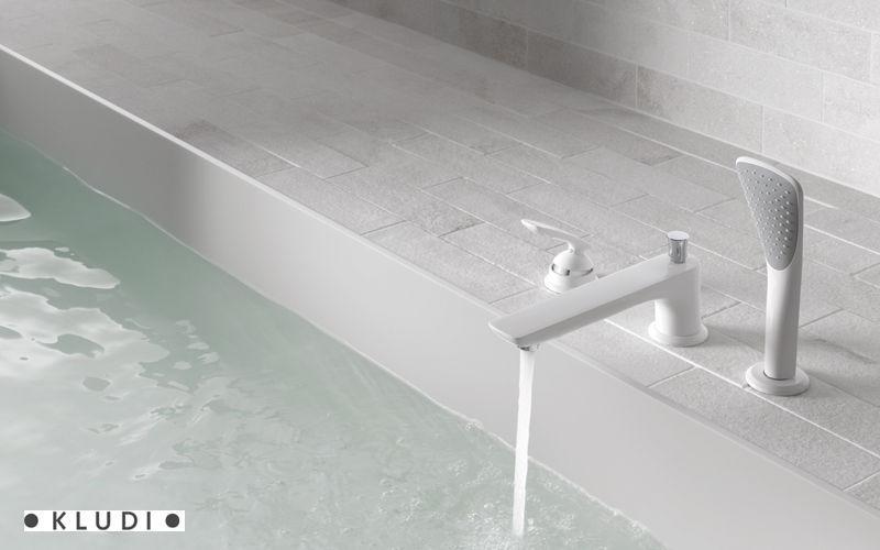 Kludi Einbaubadewanne Mischbatterie Wasserhähne Bad Sanitär  |