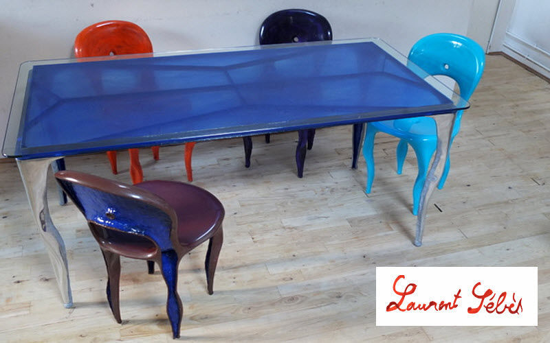 LAURENT  SÉBÈS Esszimmer Esstische Tisch  |