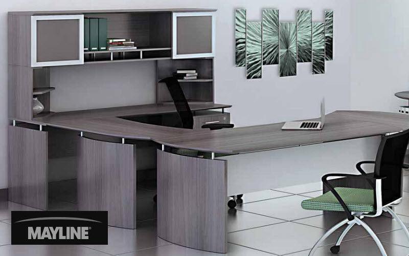 Mayline Schreibtisch Büroräume Schreibtische & Tische Büro  |