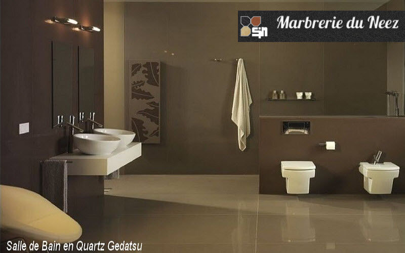 Marbrerie du Neez Badezimmer Fliesen Wandfliesen Wände & Decken   