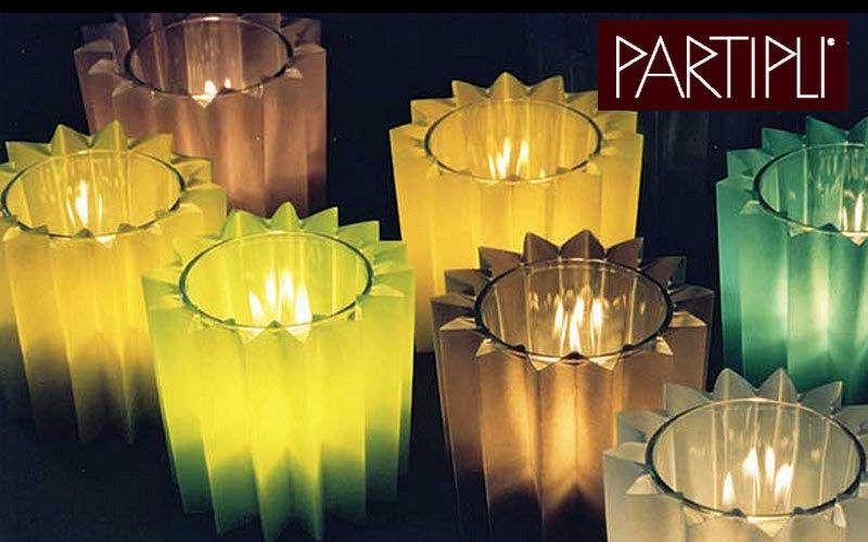 Partipli Windlicht Kerzen und Kerzenständer Dekorative Gegenstände  |