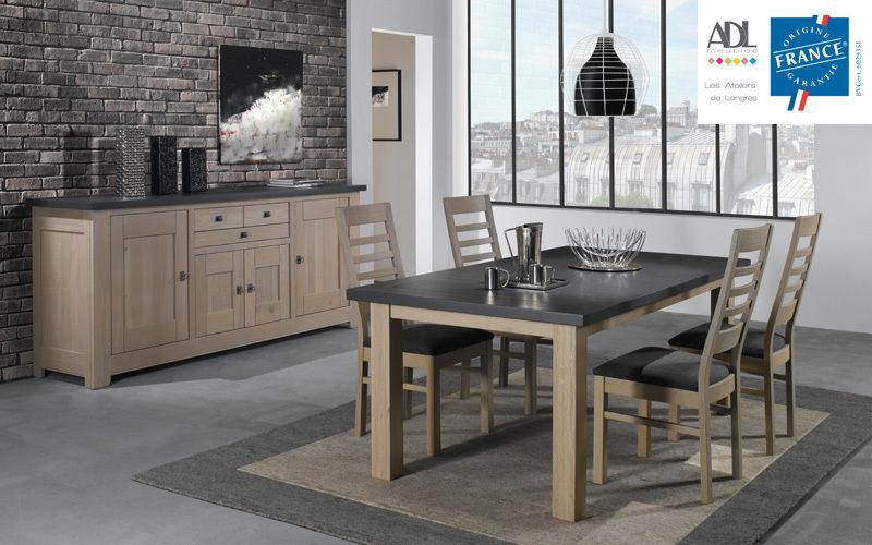 Ateliers De Langres Esszimmer Esstische Tisch  |