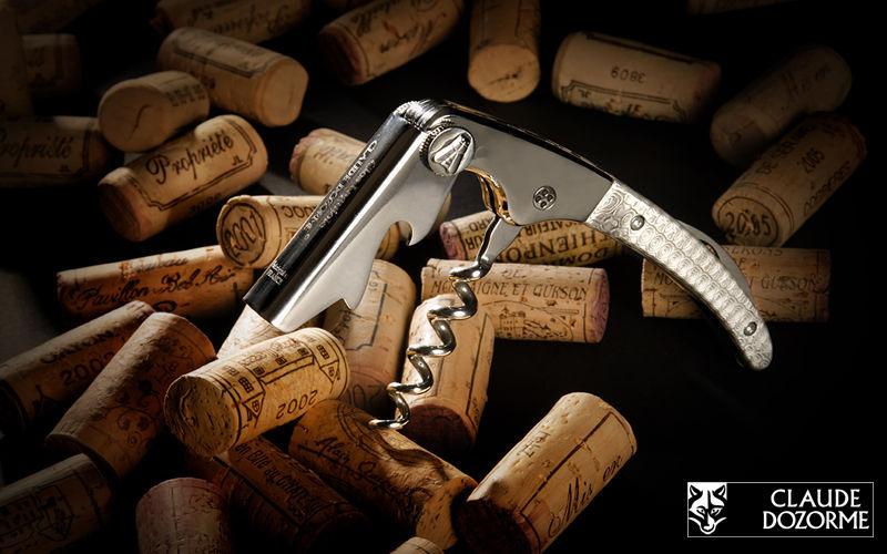 Claude Dozorme Sommelier-Messer Messer Bestecke  |