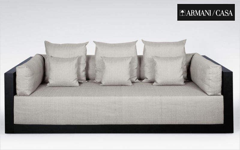 Armani Casa Sofa 3-Sitzer Sofas Sitze & Sofas  |