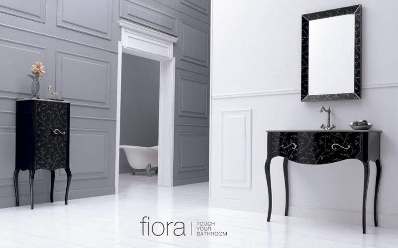 FIORA Badezimmer Badezimmer Bad Sanitär Badezimmer | Klassisch