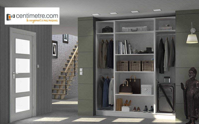 centimetre.com Dressing Rechte Ankleidezimmer Garderobe  |