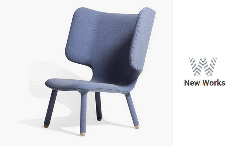 NEWWORKS Ruhesessel Sessel Sitze & Sofas   