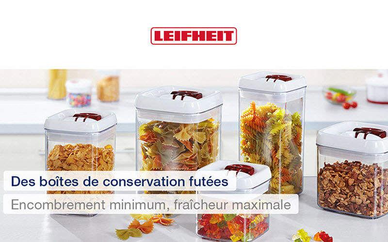 LEIFHEIT Aufbewahrungsdose Aufbewahrung (Dosen-Töpfe-Gläser) Küchenaccessoires  |