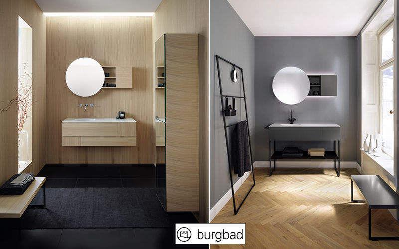 BURGBAD Badezimmermöbel Badezimmermöbel Bad Sanitär  |