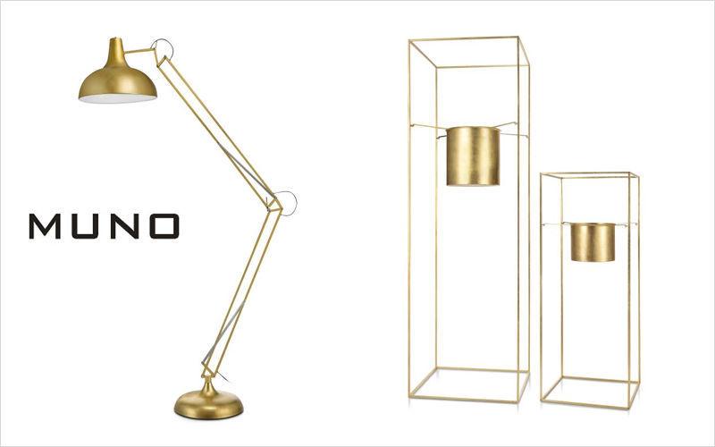 Muno Stehlampe Stehlampe Innenbeleuchtung  |