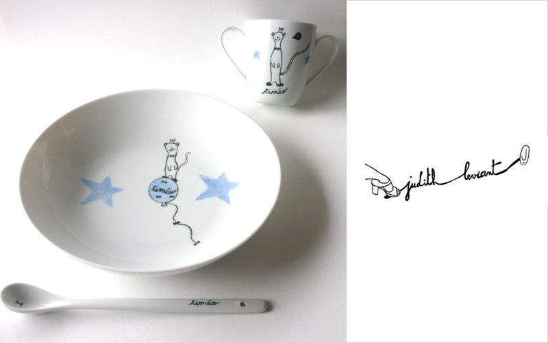 JUDITH LEVIANT Kinderteller Tischzubehör für Kinder Kinderecke  |