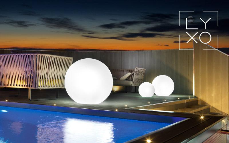 Lyxo by Veca LED Gartenleuchte Bodenbeleuchtungen Außenleuchten   