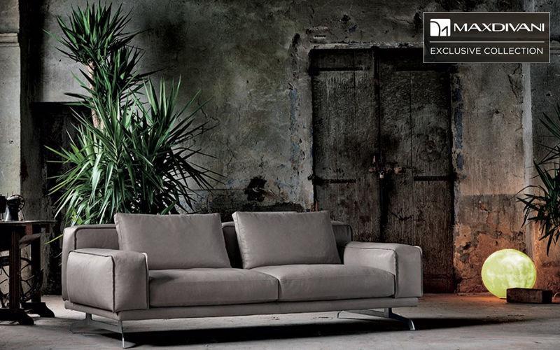 MAX DIVANI Sofa 2-Sitzer Sofas Sitze & Sofas  |