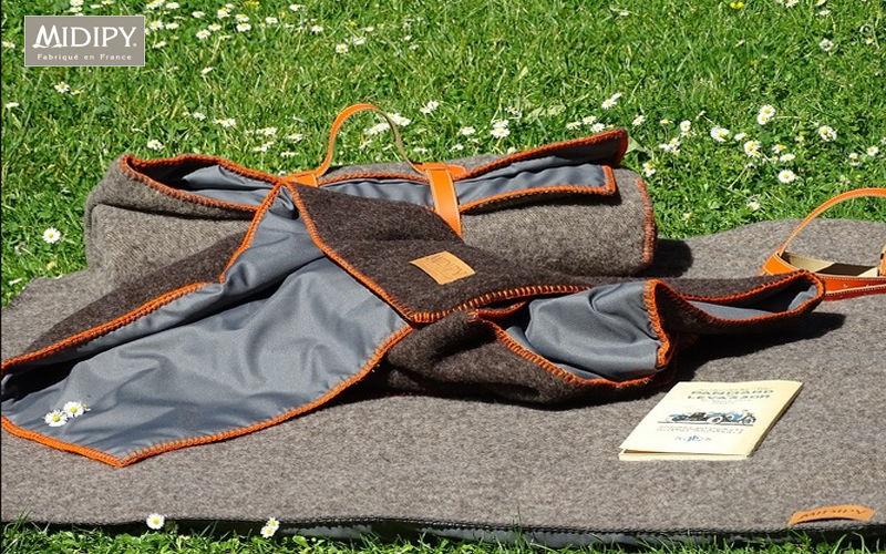 MIDIPY Picknickdecke Decken Haushaltswäsche   