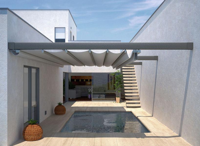 BAUMANN HUPPE Beigefügten Pergola Gartenhäuser & -pavillons Gartenhäuser, Gartentore...  |