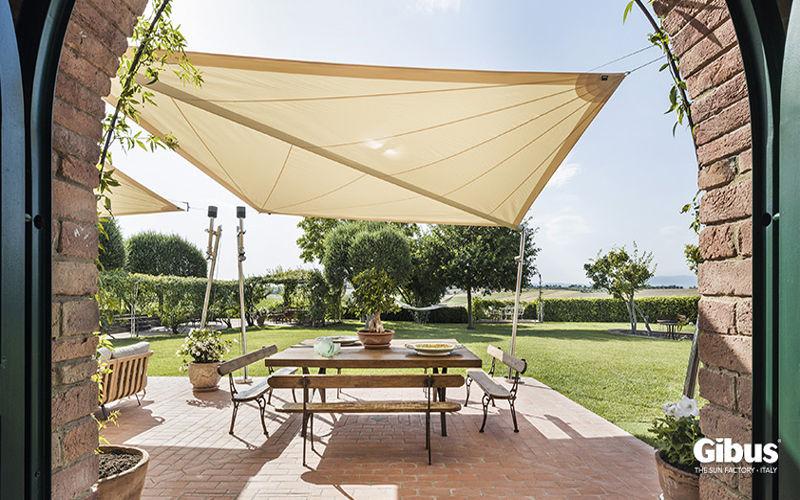 Gibus Schattentuch Sonnenschirme Gartenmöbel  |