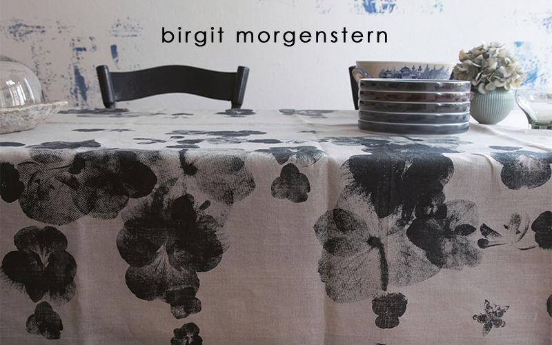 BIRGIT MORGENSTERN Rechteckige Tischdecke Tischdecken Tischwäsche  |
