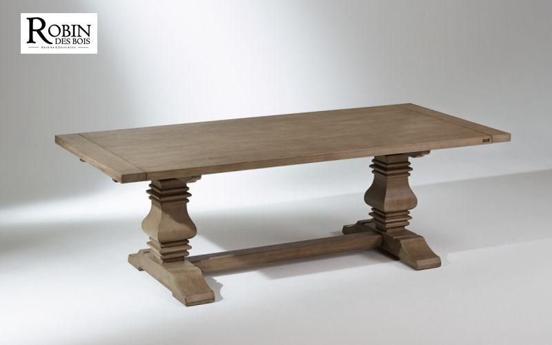 Robin des bois Rechteckiger Esstisch Esstische Tisch  |