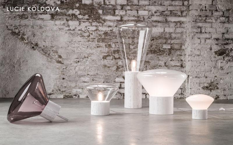LUCIE KOLDOVA Tischlampen Lampen & Leuchten Innenbeleuchtung  |