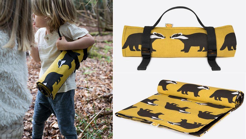 ANORAK Picknickdecke Decken Haushaltswäsche  |