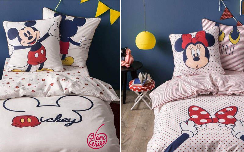 BLANC CERISE Kinder-Bettbezug Kinderbettwäsche Kinderecke  |