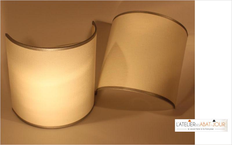 L'ATELIER DES ABAT-JOUR Lampenschirm Wandlampe Lampenschirmen Innenbeleuchtung  |