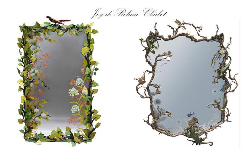 JOY DE ROHAN CHABOT Spiegel Spiegel Dekorative Gegenstände  |