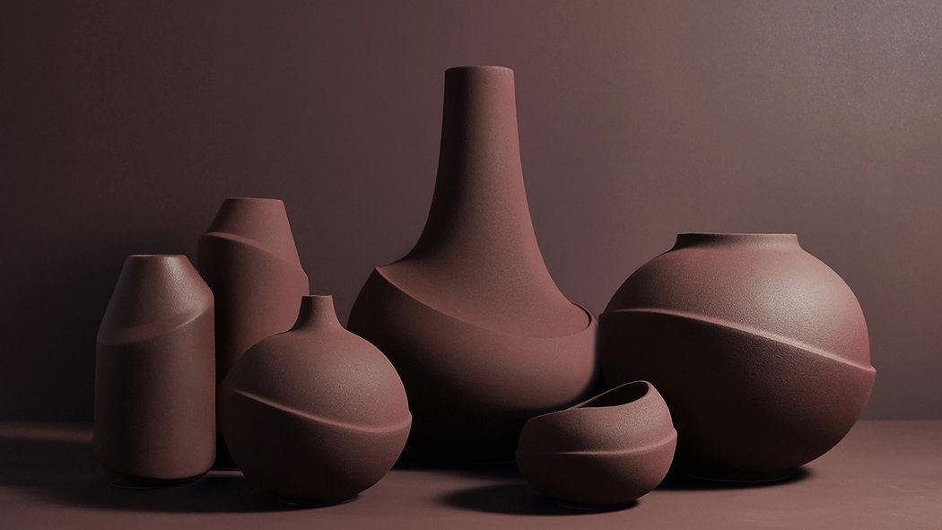 AEO Ziervase Dekorative Vase Dekorative Gegenstände  |