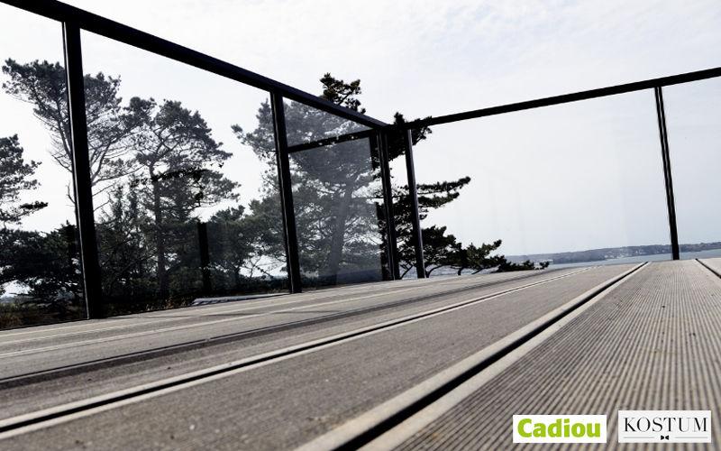 Cadiou Geländer Verschiedene Geräte Ausstattung  |
