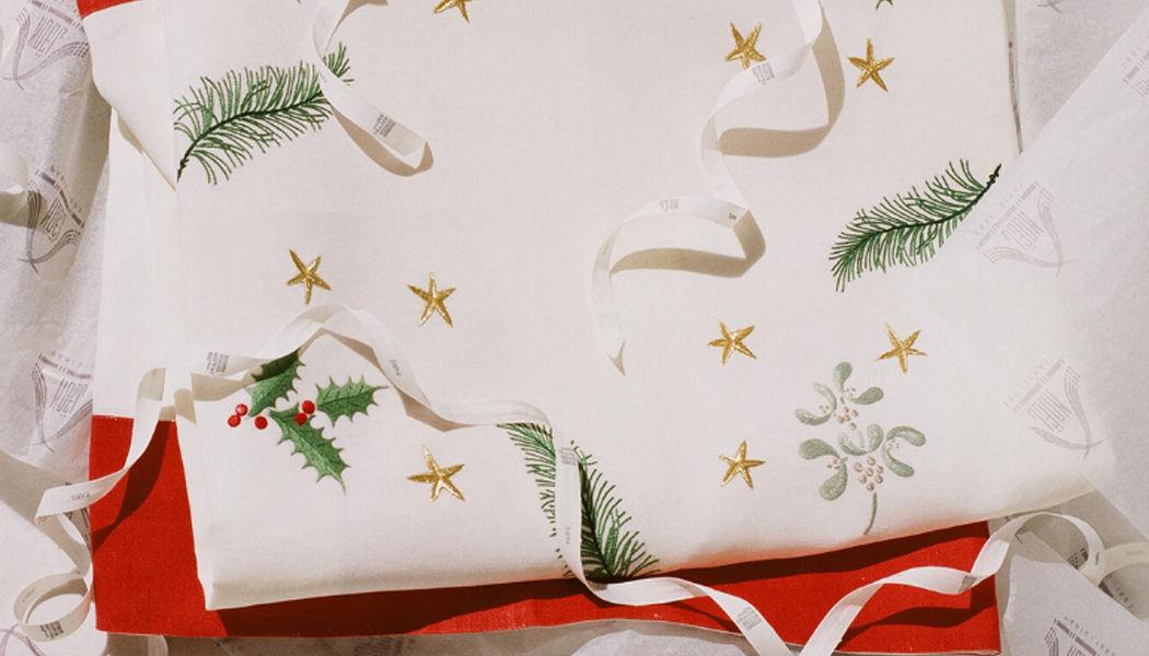 Noel Weihnachtstischdecke Weihnachtsdekoration Weihnachten & Feste  |