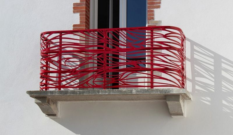 FRANCE RESILLE Geländer Verschiedene Geräte Ausstattung  |