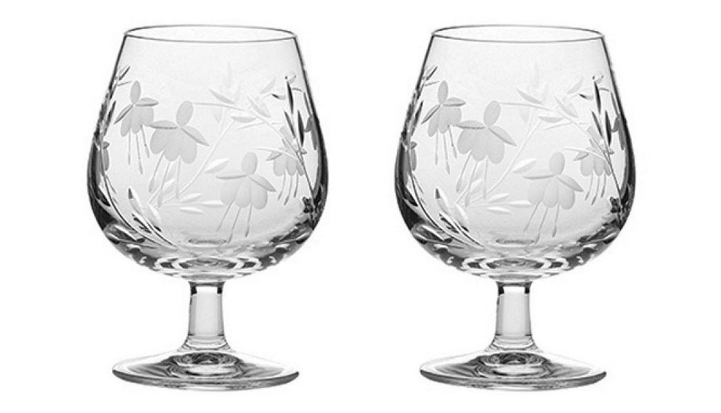 ROYAL SCOT CRYSTAL Cognac-Schwenker Gläser Glaswaren  |