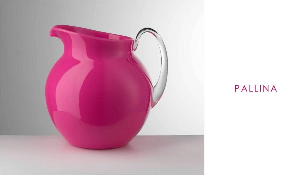 Mario Luca Giusti Krug Flaschen und Karaffen Glaswaren  |