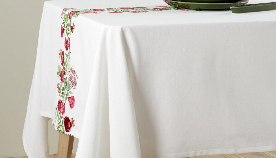 Bouchara Rechteckige Tischdecke Tischdecken Tischwäsche  |