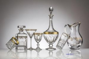 CRISTALLERIE DE MONTBRONN - Gläserservice