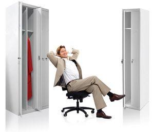 EVP - Büro-Garderobe