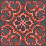 Bodenfliese, Terrakotta