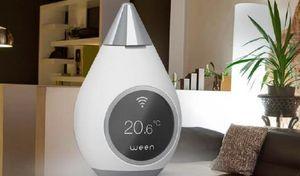 Ween Verbundenes thermostat