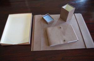 Legatoria La Carta Schreibtischset