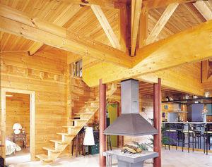 Durieu Innen Holz Luftbefeuchter