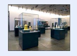 Vitrines Sarazino Museumsvitrine
